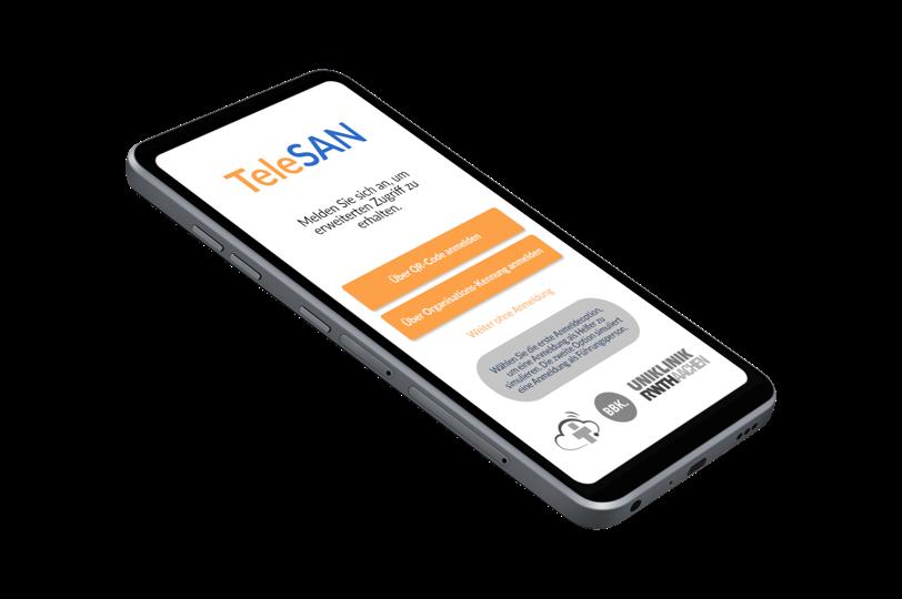 TeleSAN App